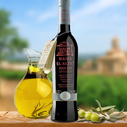 Masia El Altet Aceite de Oliva virgin extra High End